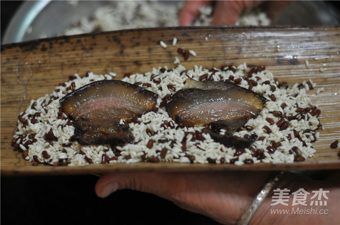 笋壳腊肉棕怎么炒
