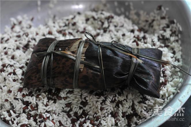 笋壳腊肉棕怎样做