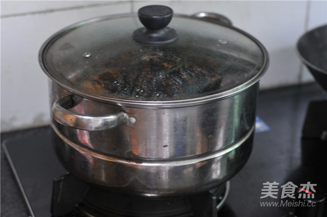 笋壳腊肉棕怎样煮