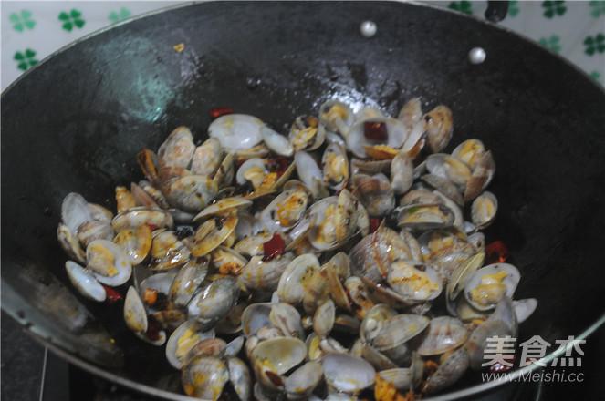 炒花蛤怎么煮