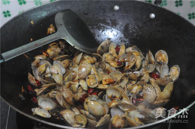 炒花蛤怎么炖