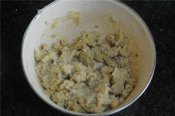 红薯芝士丸子的简单做法