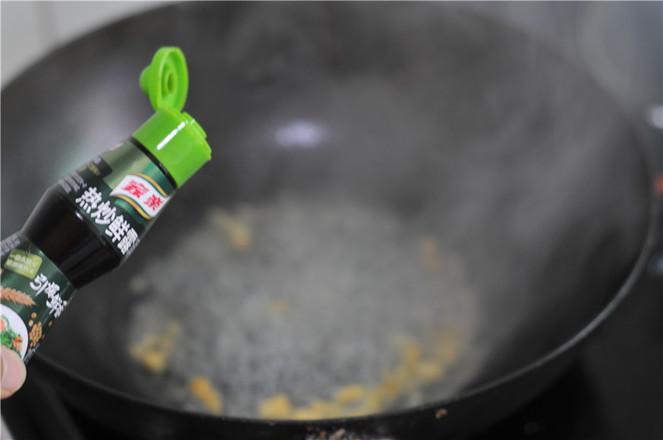 蒜香油麦菜的家常做法
