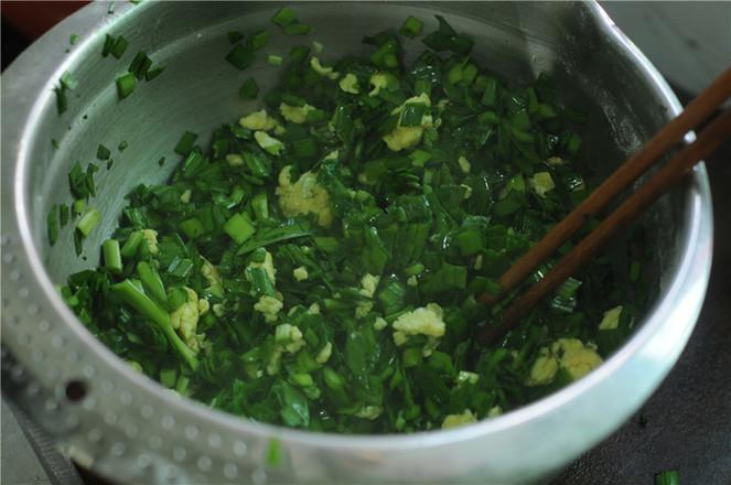 韭菜盒子怎么做