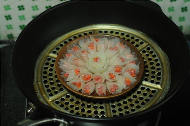开年大菜——花开富贵白菜牛肉卷怎么煸