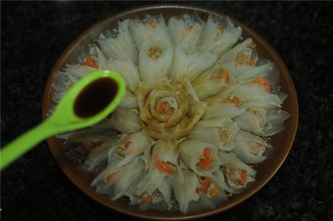 开年大菜——花开富贵白菜牛肉卷怎样炒