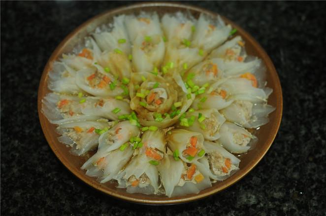 开年大菜——花开富贵白菜牛肉卷怎样煮