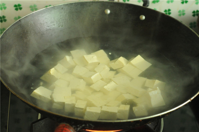 红烧豆腐的步骤