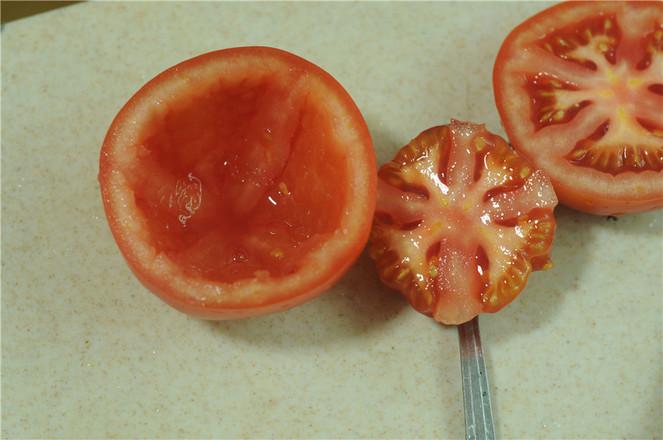 西红柿牛肉盅的简单做法