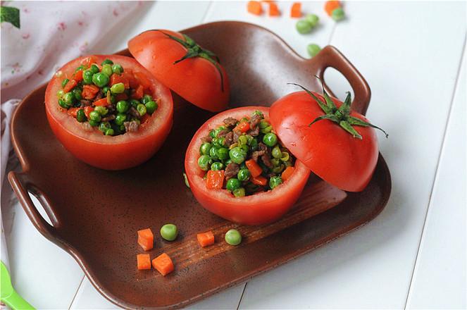 西红柿牛肉盅怎样煸