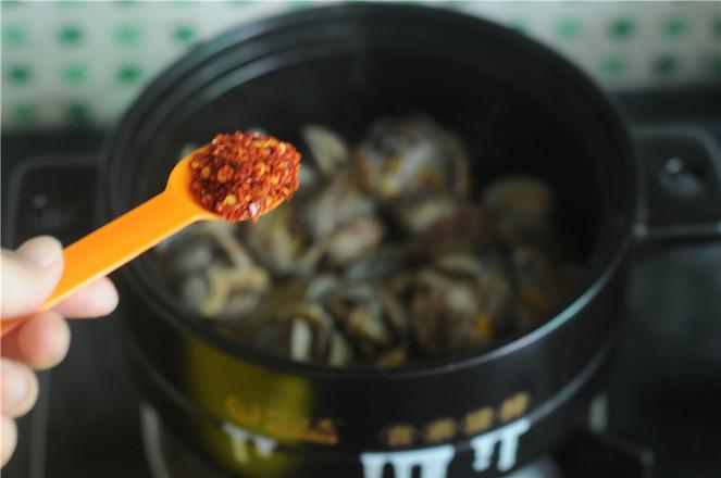 葱香蛤蜊怎样做