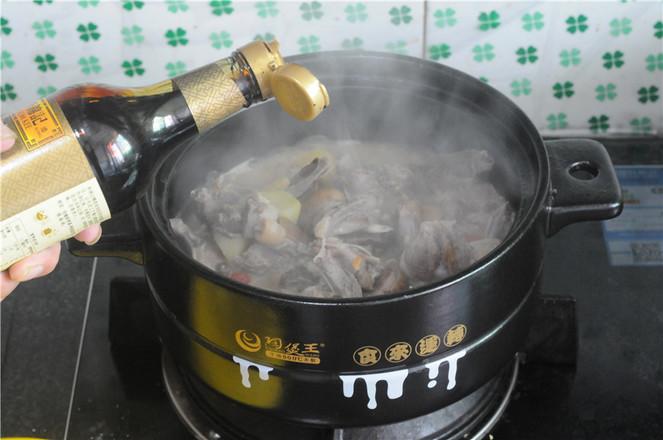 土豆羊排煲怎样炒