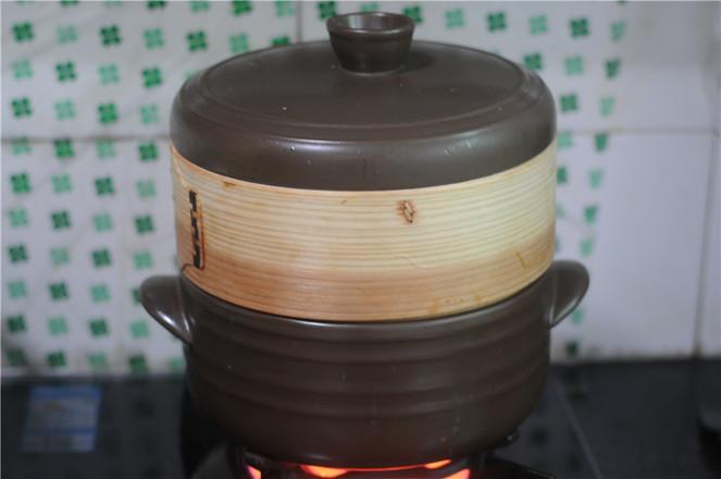 糯米蒸排骨怎么炒