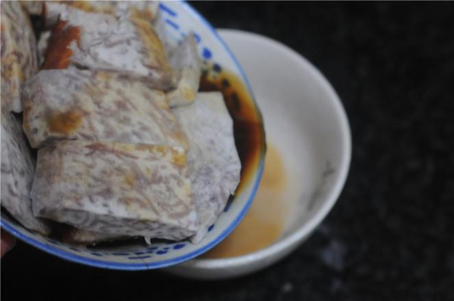 芋头蒸扣肉怎样煮