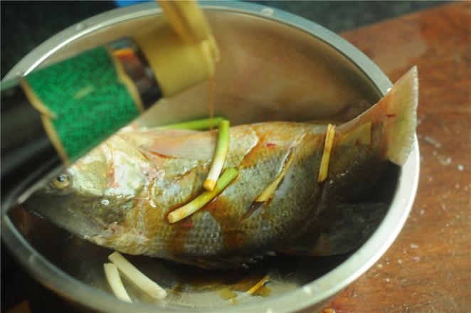 葱香鲈鱼怎么吃