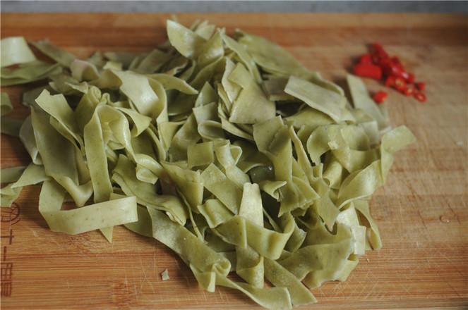 炒绿豆粉的简单做法
