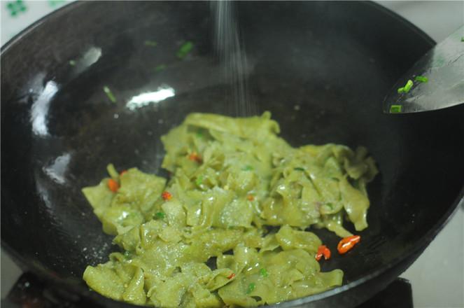 炒绿豆粉怎么炒