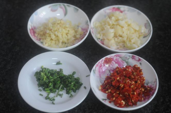 剁椒蒸芋头的做法图解