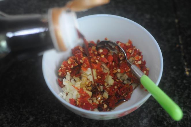 剁椒蒸芋头的家常做法
