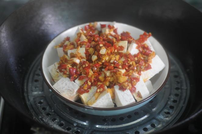 剁椒蒸芋头怎么做