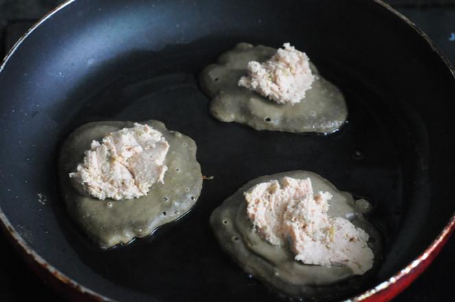 金枪鱼苋菜饼怎么煮