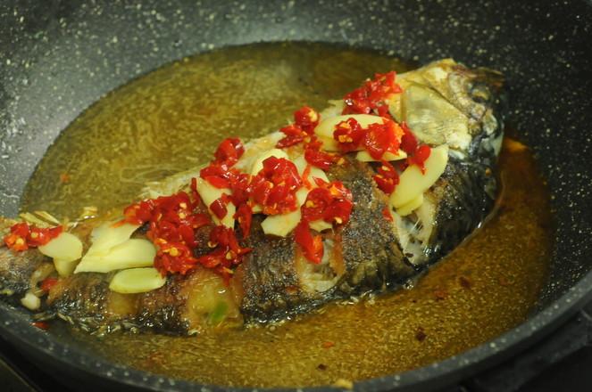 剁椒烧鱼怎么炒