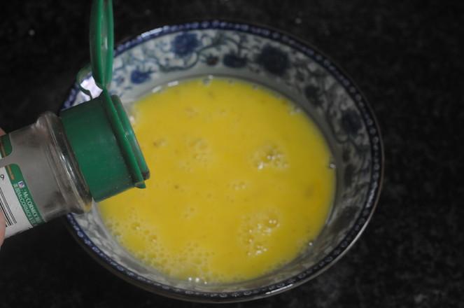 香葱金针菇蒸蛋的简单做法