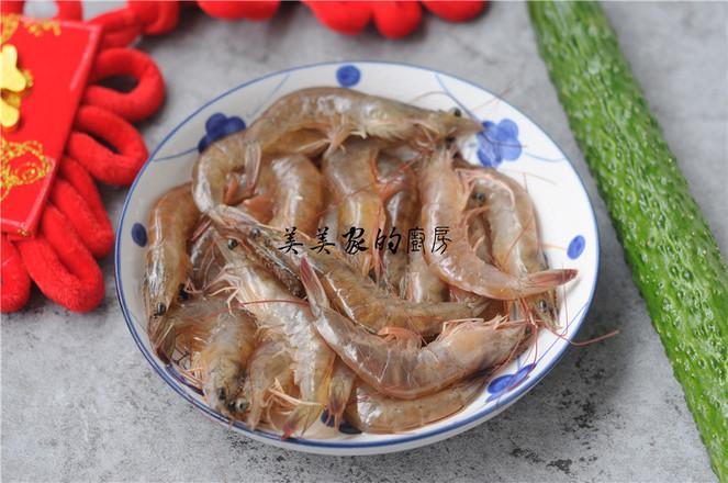 一帆风顺——黄瓜虾卷的做法大全