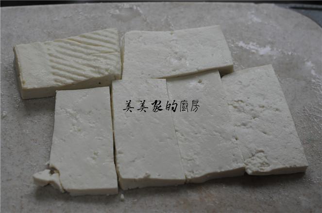 白菜苔炒冻豆腐的做法大全