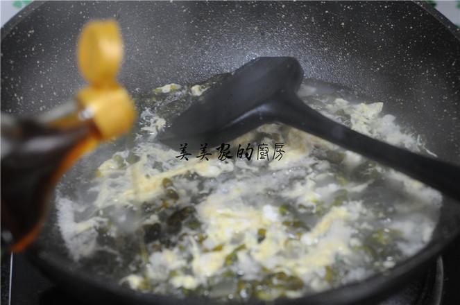 紫菜鸡蛋汤怎么做