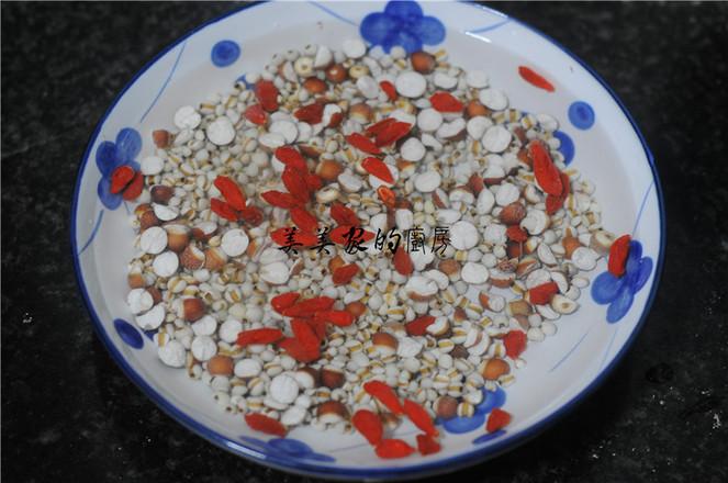 山药薏米粥的做法图解