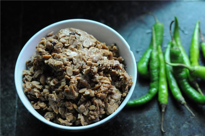 青辣椒炒黄豆豉的做法大全