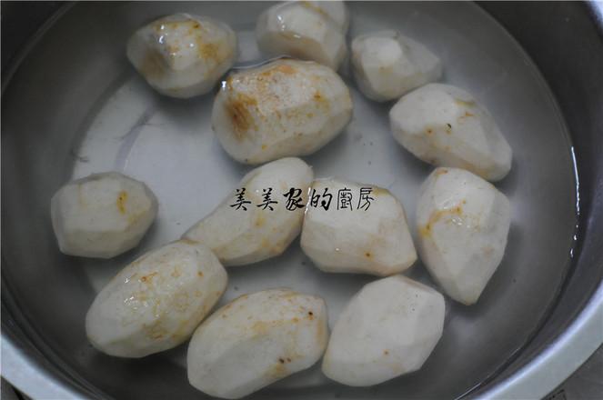 香焖芋头的做法大全