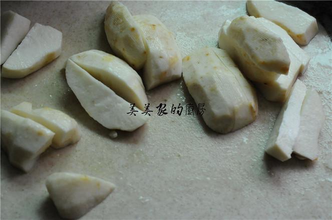 香焖芋头的做法图解