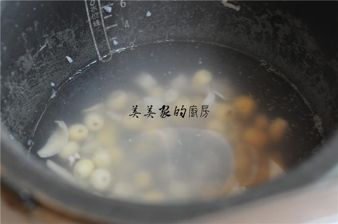 百合四神汤怎么炒