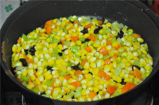炒玉米粒怎么吃
