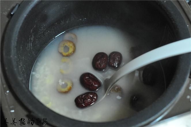 山楂红枣莲子粥怎么煮