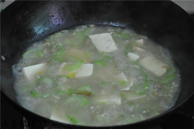 虾米丝瓜汤怎么煮