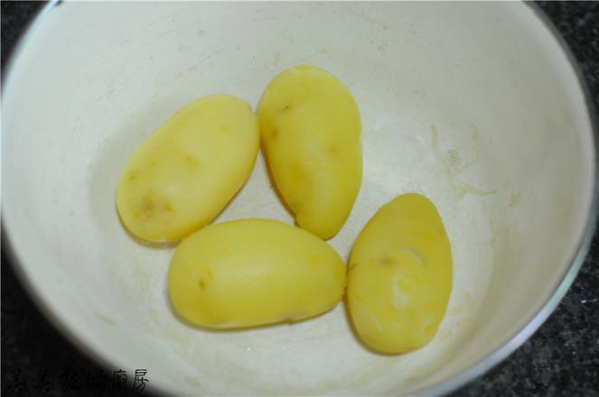 土豆帽烧五花肉的做法大全