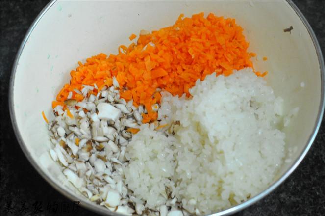 糯米卷抱蛋的家常做法