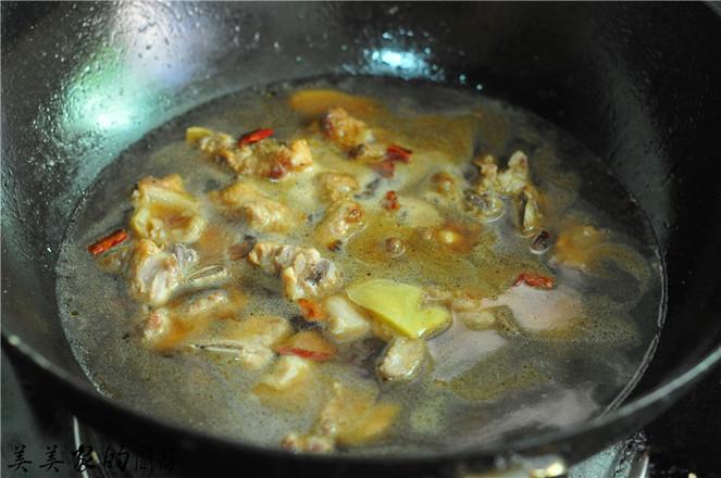 菱角烧排骨怎么煮