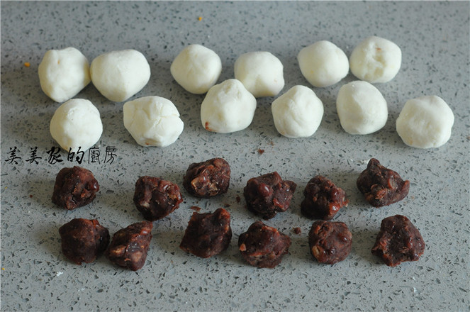山药红豆饺的简单做法