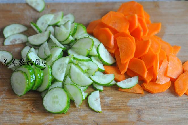 肉末蔬菜干锅的家常做法