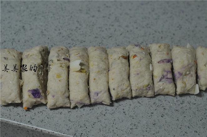 燕麦紫薯小丸子的简单做法