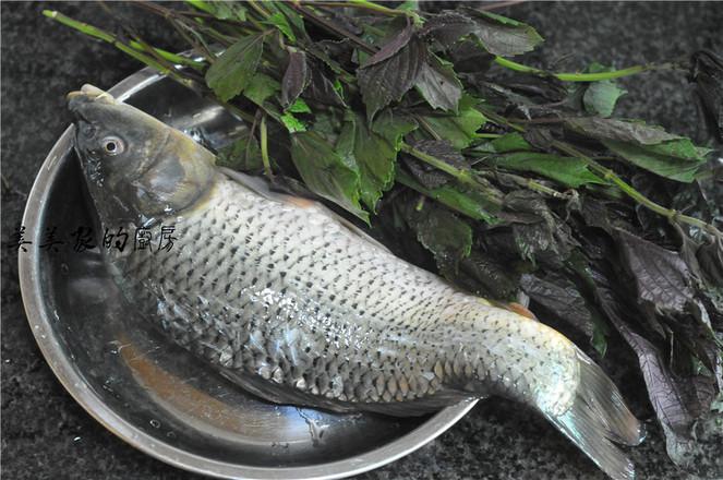 紫苏烧鲤鱼的做法大全