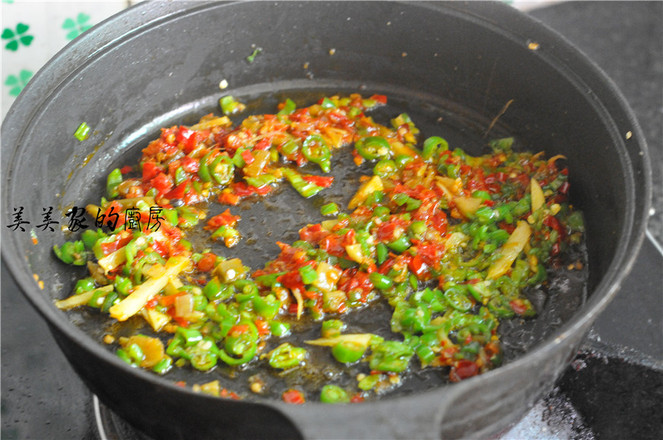 香辣回锅鱼怎么吃