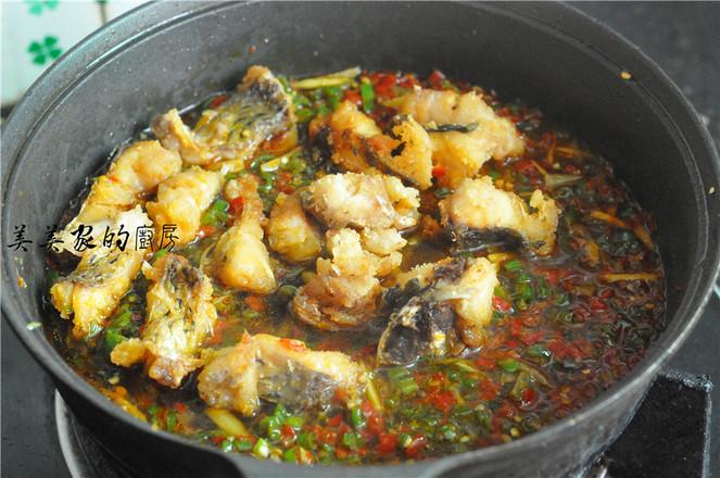 香辣回锅鱼怎么煮