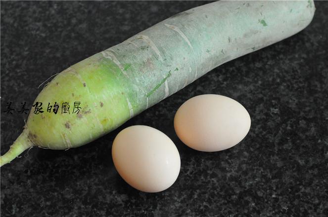 萝卜丝鸡蛋饼的做法大全