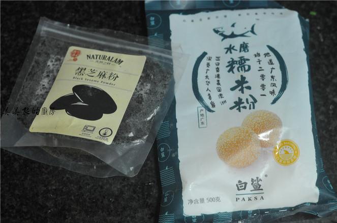 核桃芝麻糯米卷的做法大全