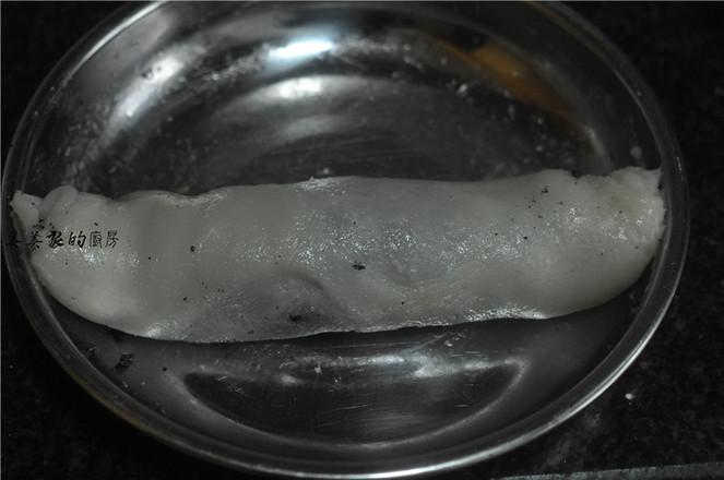 核桃芝麻糯米卷怎么煮